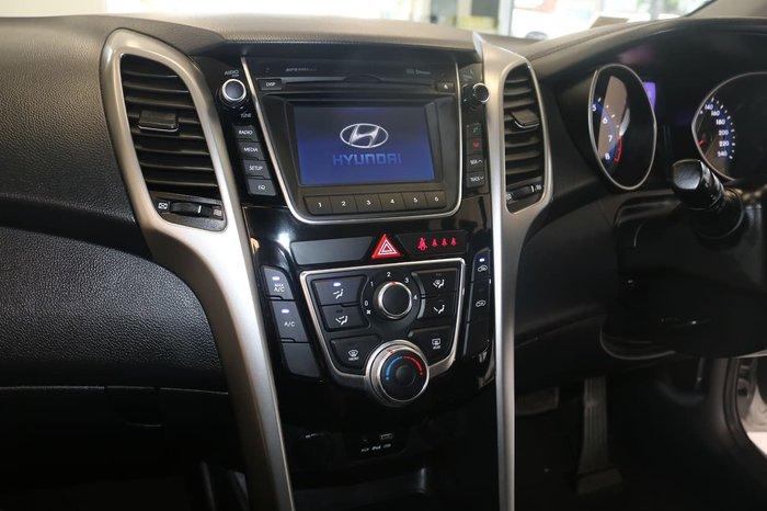 2014 Hyundai i30 SE GD2 MY14 Silver