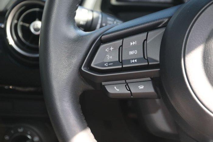 2017 Mazda 2 Maxx DJ Series Blue