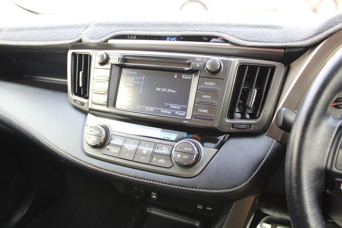 2015 Toyota RAV4 GXL ZSA42R White