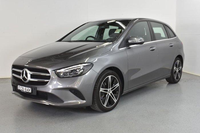 2019 Mercedes-Benz B-Class B180 W247 Grey