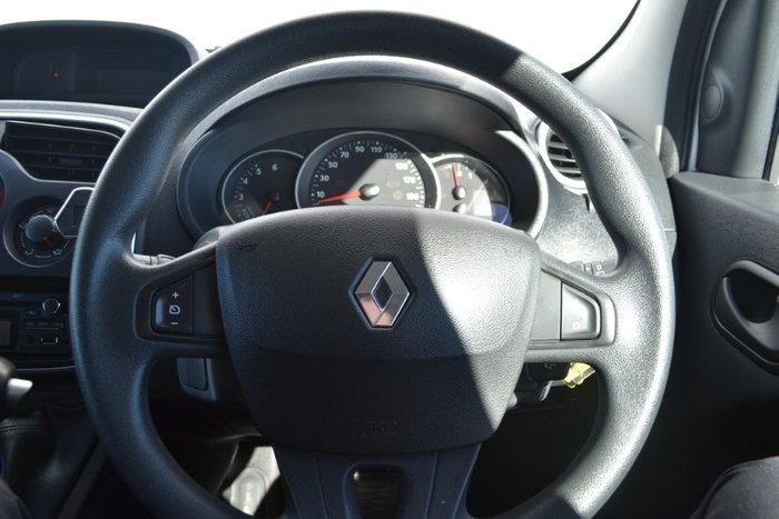 2019 Renault Kangoo Maxi F61 Phase II MINERAL WHITE