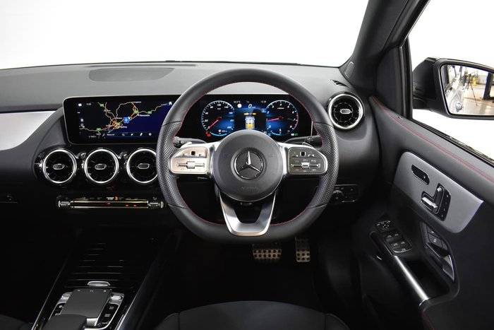 2019 Mercedes-Benz B-Class B180 W247 Silver