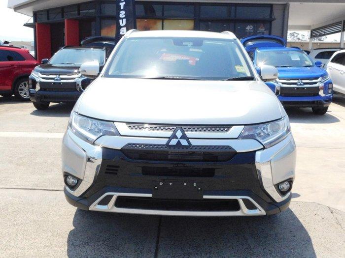 2020 Mitsubishi Outlander LS ZL Sterling Silver