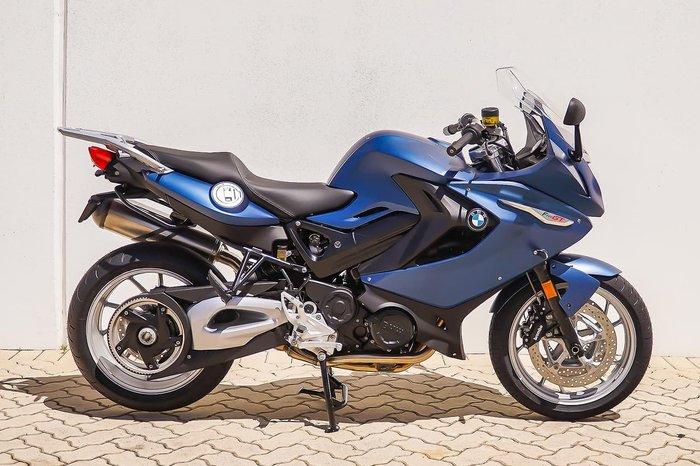 2019 BMW F 800 GT null null Blue