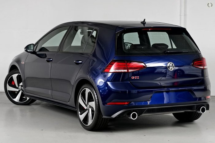 2019 Volkswagen Golf GTI 7.5 MY19.5 Blue