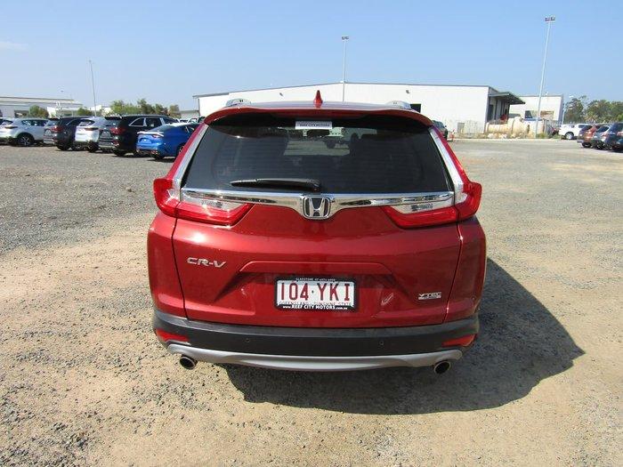 2018 Honda CR-V VTi-S RW MY18 Red