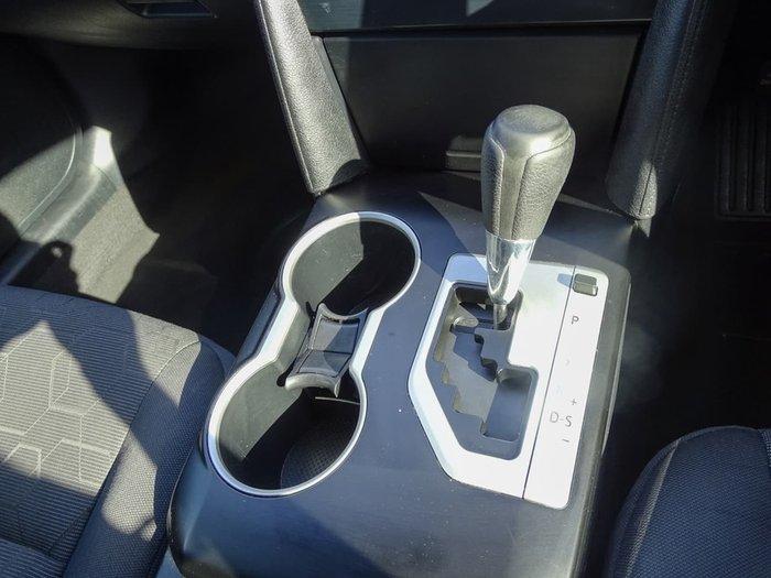 2012 Toyota Camry Altise ASV50R Grey