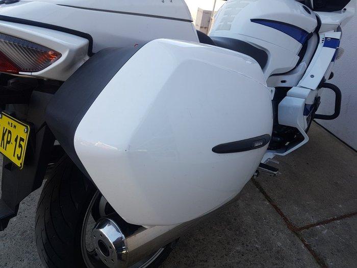 2010 Yamaha FJR1300A WHITE