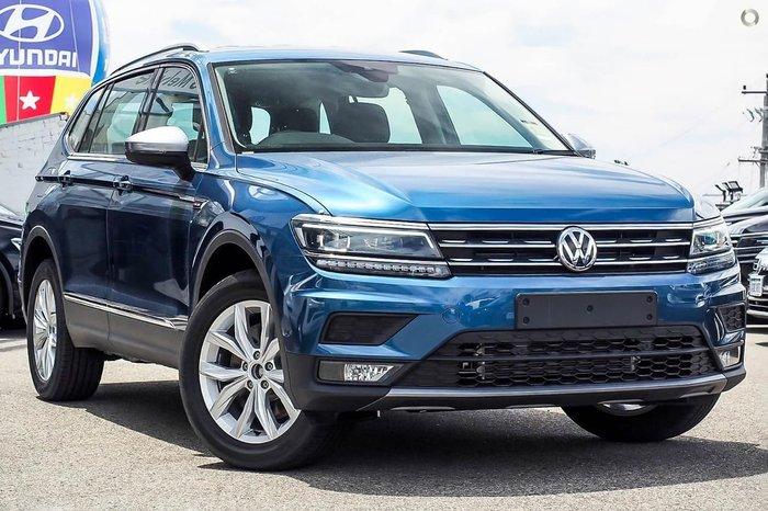 2018 Volkswagen Tiguan 132TSI Comfortline Allspace