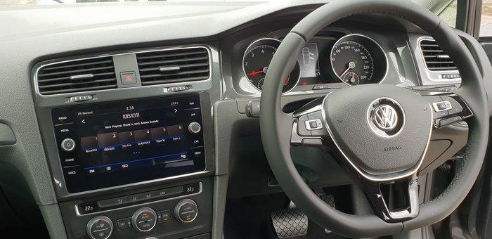 2019 Volkswagen Golf 110TSI Comfortline 7.5 MY20 White