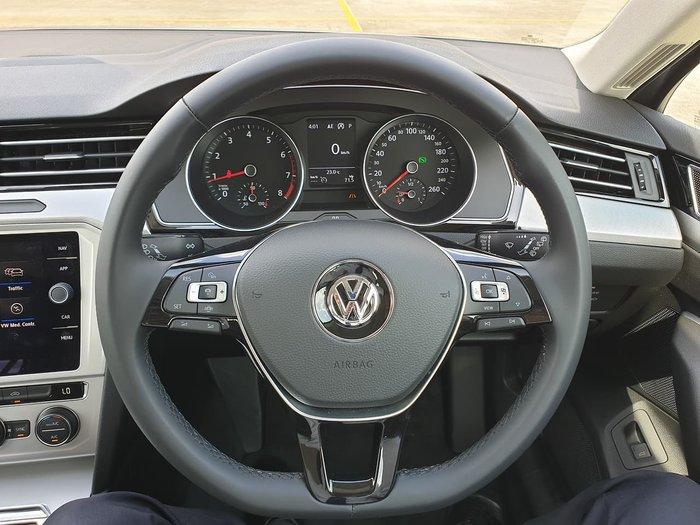2018 Volkswagen Passat 132TSI B8 MY19 Silver