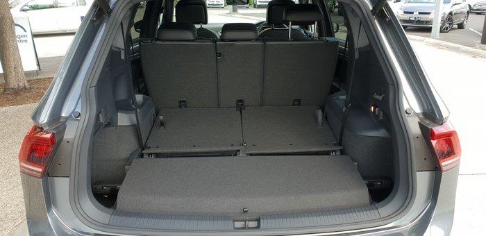 2019 Volkswagen Tiguan 162TSI Highline Allspace 5N MY20 Four Wheel Drive Grey