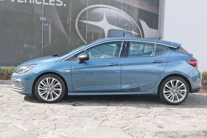 2017 Holden Astra RS-V BK MY18 Blue