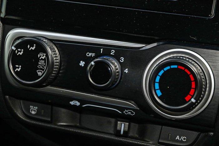 2016 Honda Jazz VTi-L GF MY17 Silver