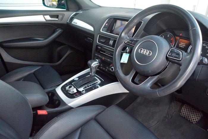 2016 Audi Q5 TDI 8R MY16 Four Wheel Drive Blue