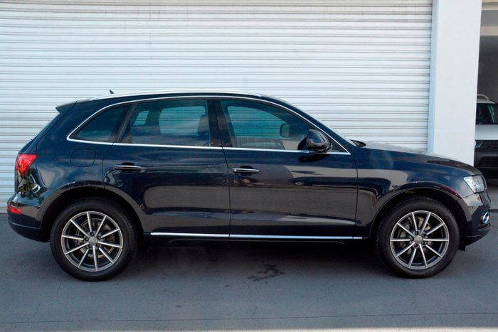 2016 Audi Q5 TDI 8R MY16 Four Wheel Drive Blue