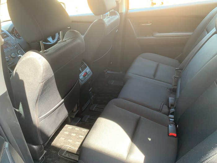 2012 Mazda CX-9 Classic TB Series 5 Black