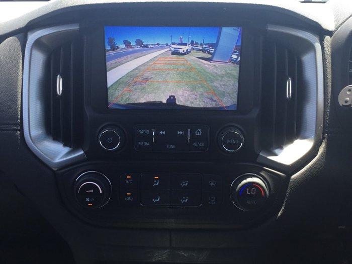 2019 Holden Trailblazer LTZ RG MY19 4X4 Dual Range Grey