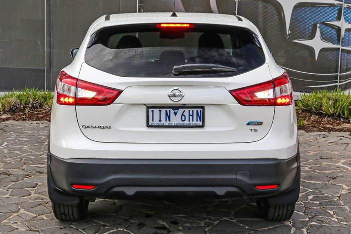 2016 Nissan QASHQAI TS J11 White