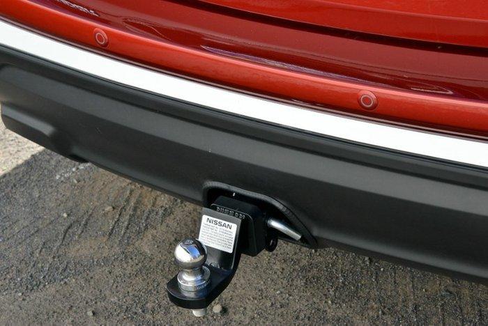 2018 Nissan Pathfinder Ti R52 Series II MY17 RED