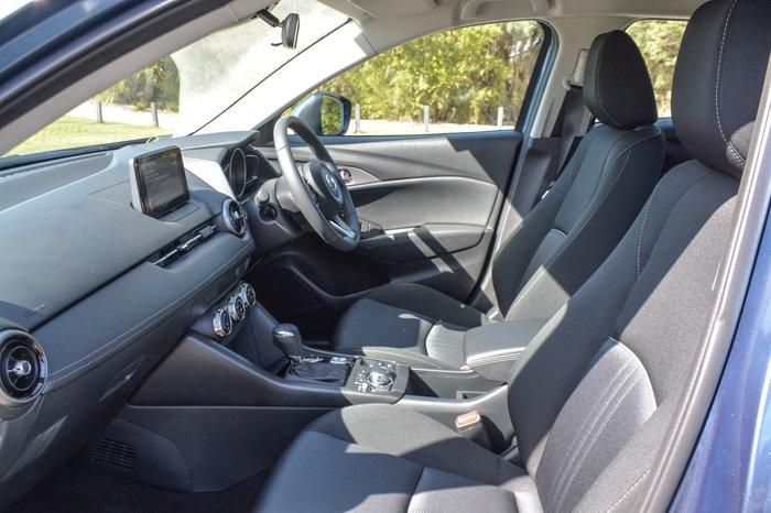 2019 Mazda CX-3 Maxx Sport DK Blue