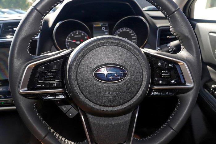 2018 Subaru Outback 2.5i Premium 5GEN MY19 Four Wheel Drive Red