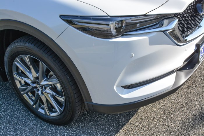 2019 Mazda CX-5 Akera KF Series 4X4 On Demand White