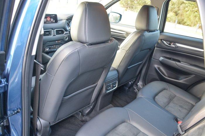 2019 Mazda CX-5 Touring KF Series 4X4 On Demand Eternal Blue