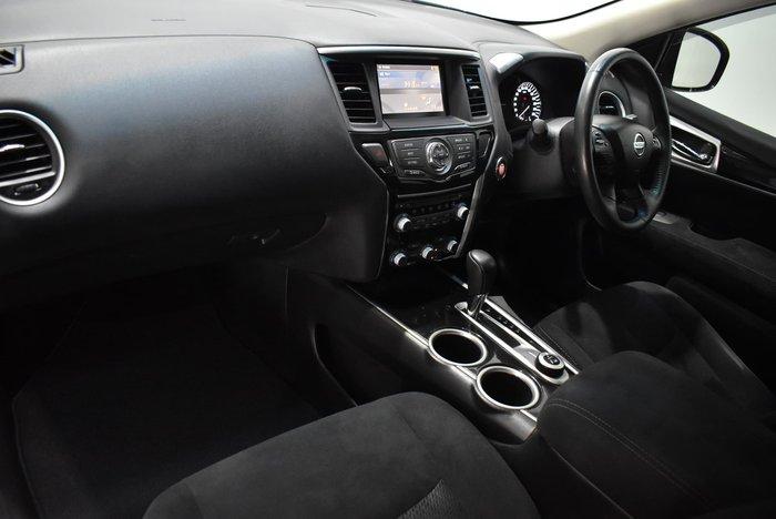 2016 Nissan Pathfinder ST R52 MY16 4X4 On Demand Blue