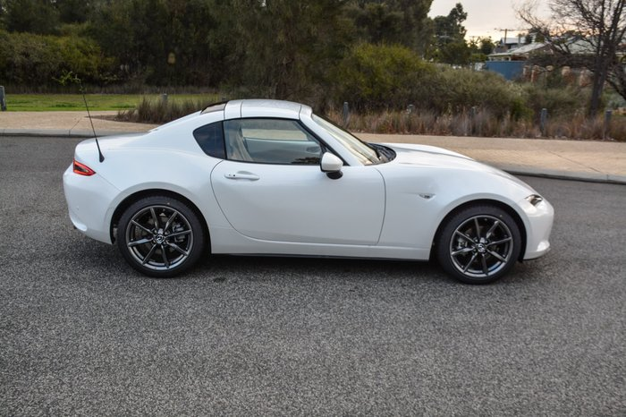 2019 Mazda MX-5 GT ND White