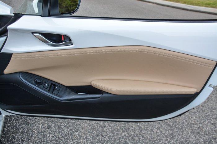 2019 Mazda MX-5 GT ND White