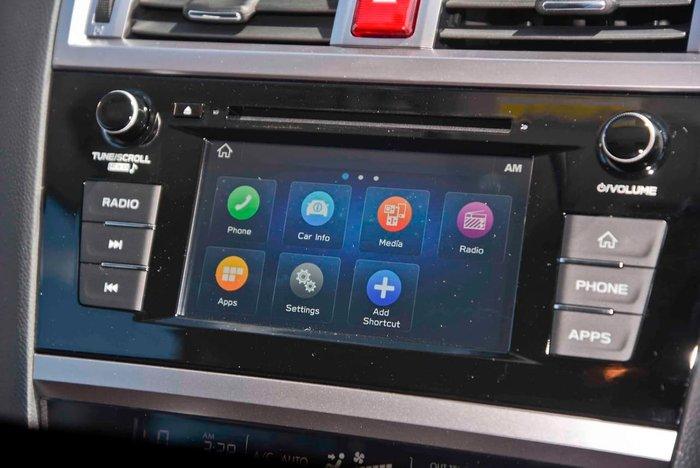 2019 Subaru Outback 2.5i 5GEN MY19 Four Wheel Drive