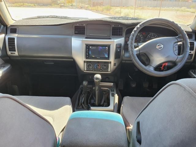 2011 Nissan PATROL