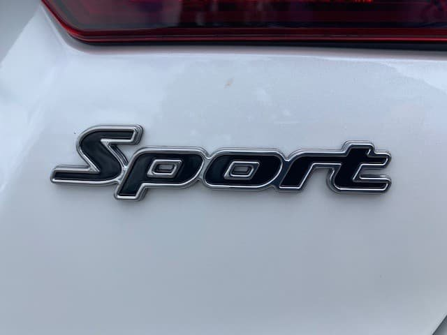 2018 Kia Cerato Sport BD MY19 White