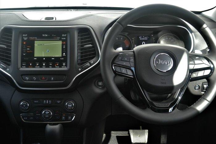2019 Jeep Cherokee Night Eagle KL MY19 4X4 On Demand PEARL WHITE