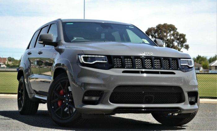 2019 Jeep Grand Cherokee SRT WK MY19 4X4 On Demand STING GREY
