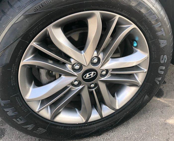 2014 Hyundai ix35 Trophy Series II Grey