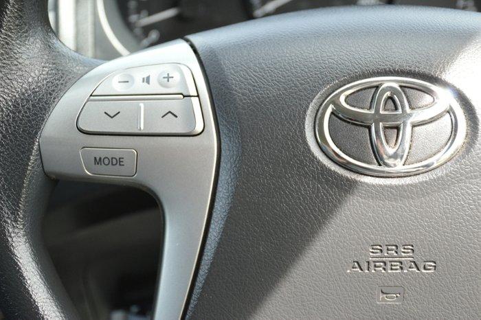 2011 Toyota Hilux SR KUN16R MY10 WHITE