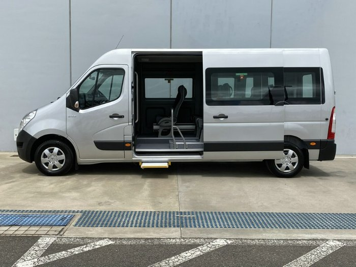 2019 Renault Master MID ROOF LONG WHEELB X62 STAR GREY