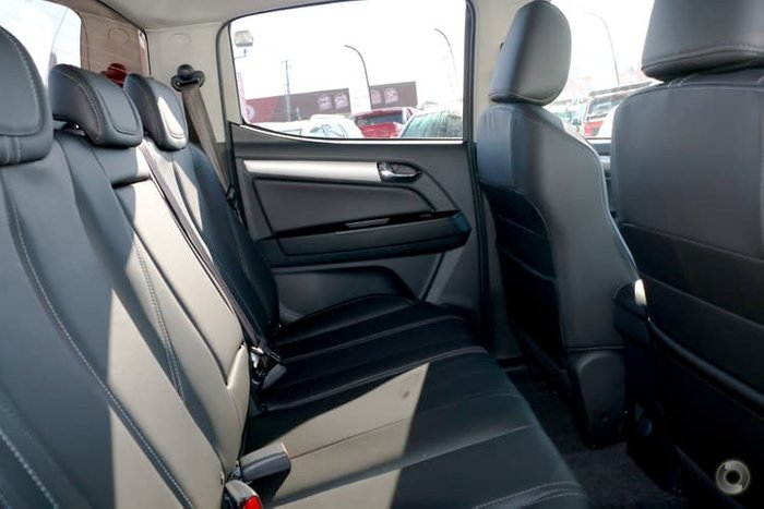 2019 Holden Colorado Z71 RG MY20 4X4 Dual Range Red