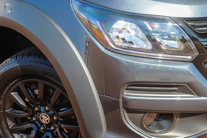 2019 Holden Colorado LS-X RG MY20 4X4 Dual Range Grey