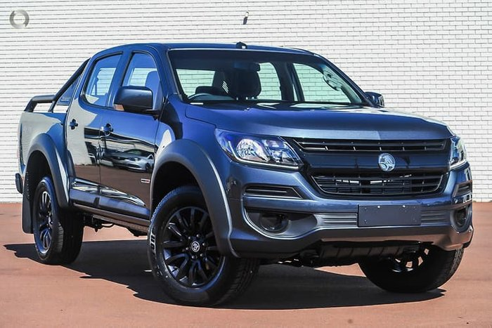 2019 Holden Colorado LS-X RG MY20 4X4 Dual Range Grey