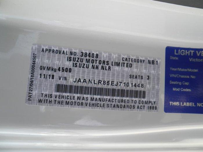2018 Isuzu NLR45/150 null null WHITE