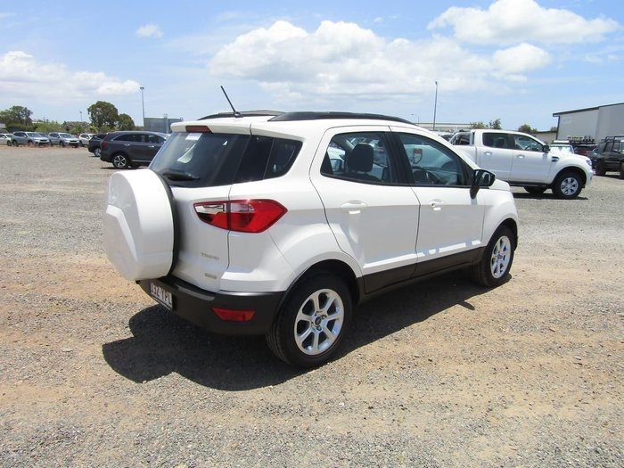 2018 Ford EcoSport Trend BL MY18 Diamond White