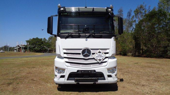 2018 Mercedes-Benz 2651 Actros LS Prime Mover White