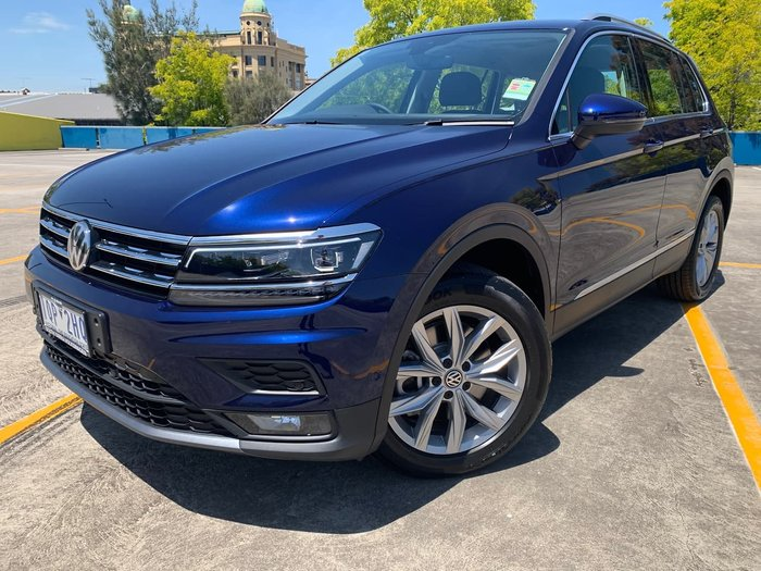 2018 Volkswagen Tiguan 132TSI Comfortline