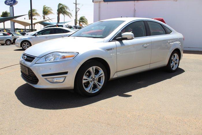2012 Ford Mondeo Zetec EcoBoost MC Silver