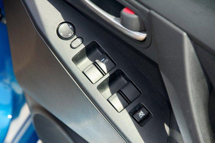 2013 Mazda 3 Neo BL Series 2 MY13 Blue