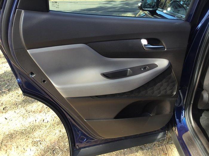 2018 Hyundai Santa Fe Active DM5 Series II MY18 4X4 On Demand Blue
