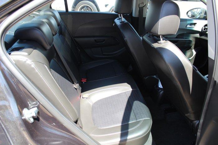 2013 Holden Barina CDX TM MY14 Black